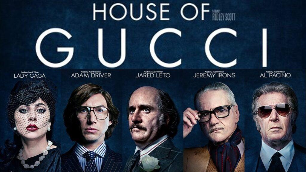 House of Gucci, uscito il trailer del film con Lady Gaga e Adam Driver