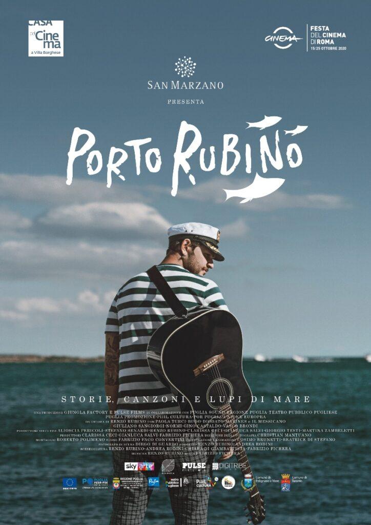 Porto Rubino 2021, quattro date e un super cast per il viaggio del cantautore