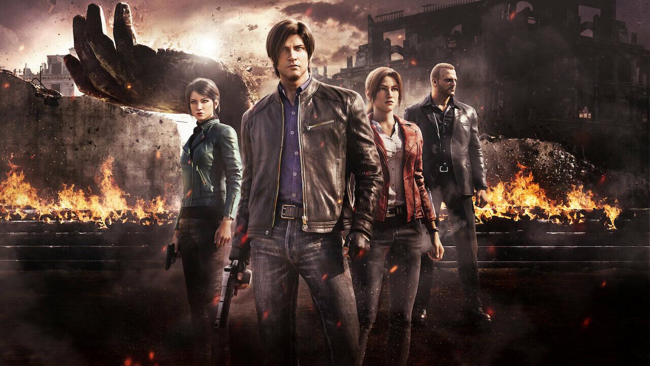Resident Evil sbarca su Netflix con una serie animata 2