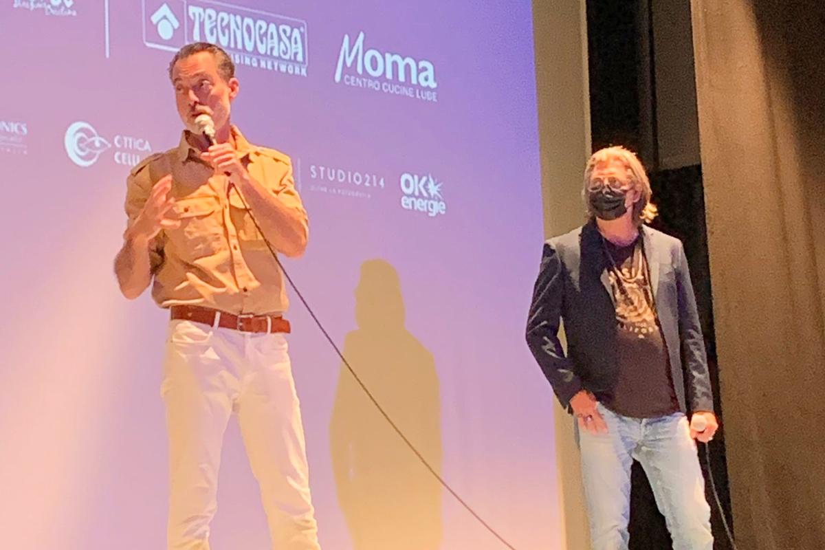 Adriatic Film Festival Lombardi Ciampoli