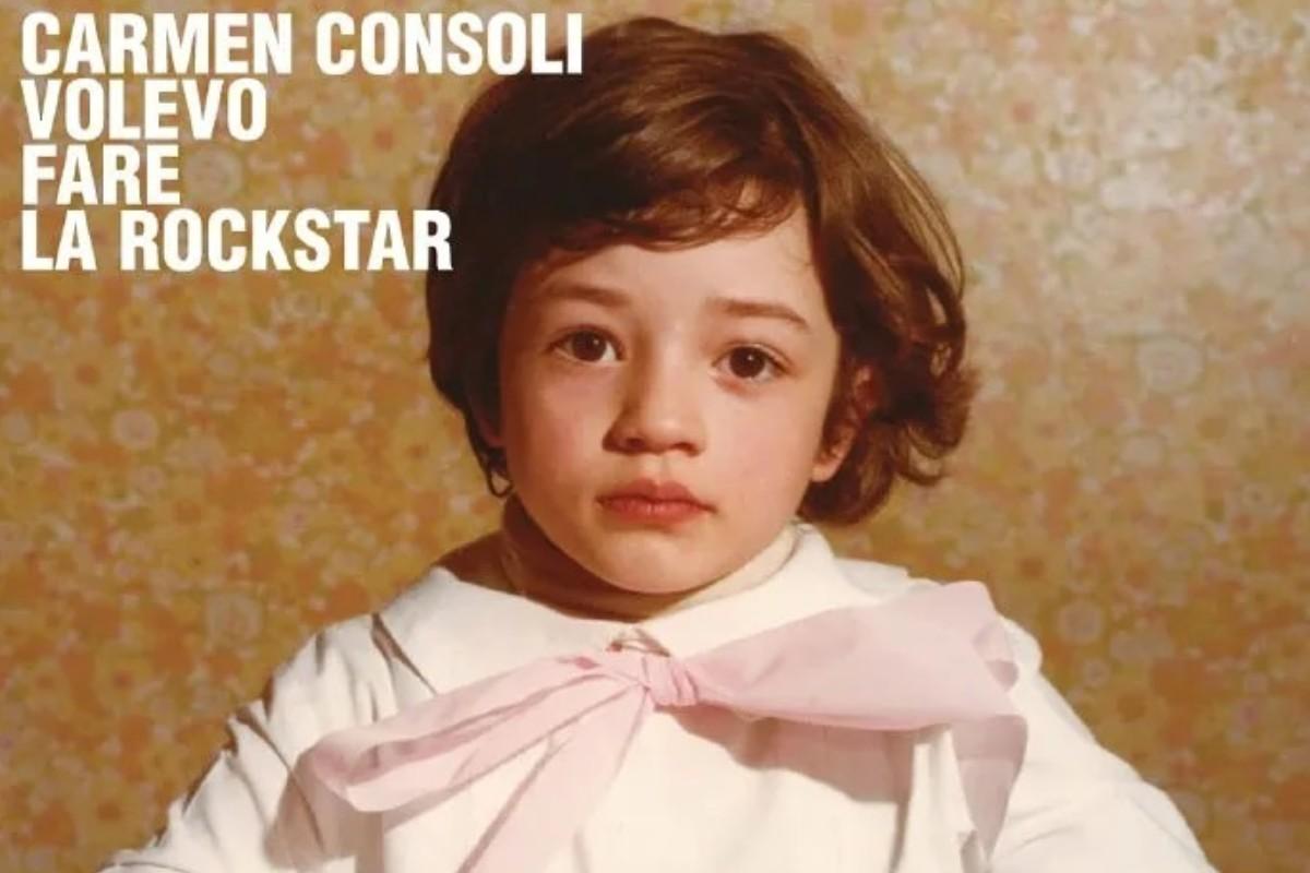 Carmen Consoli, Volevo fare la rockstar è il nuovo album. In uscita dal 24 settembre