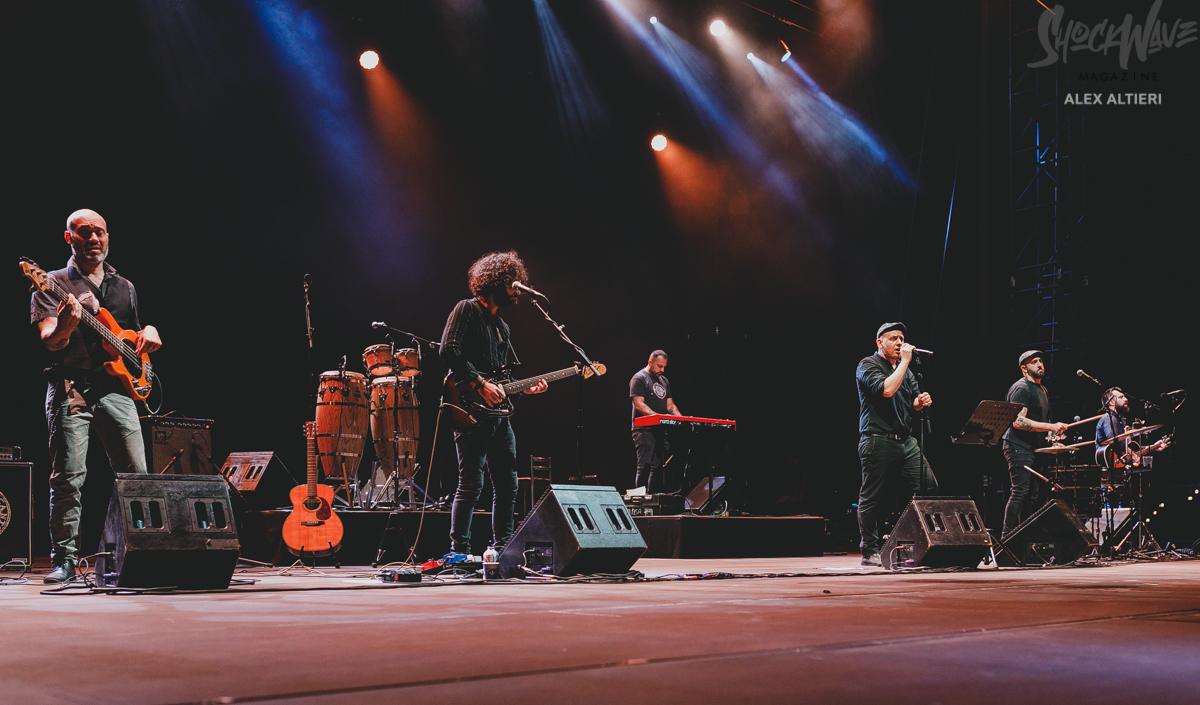 Il Muro del Canto live all'Auditorium Parco della Musica di Roma [Photogallery] 13