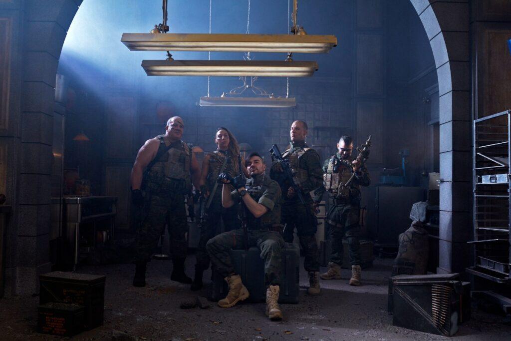 La Casa di Carta 5 - I nuovi personaggi della nuova stagione della serie Netflix
