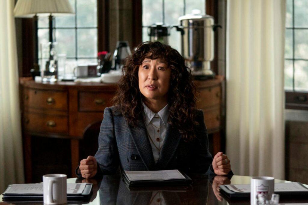 La Direttrice è una denuncia ai pregiudizi del mondo accademico   Recensione della serie Netflix