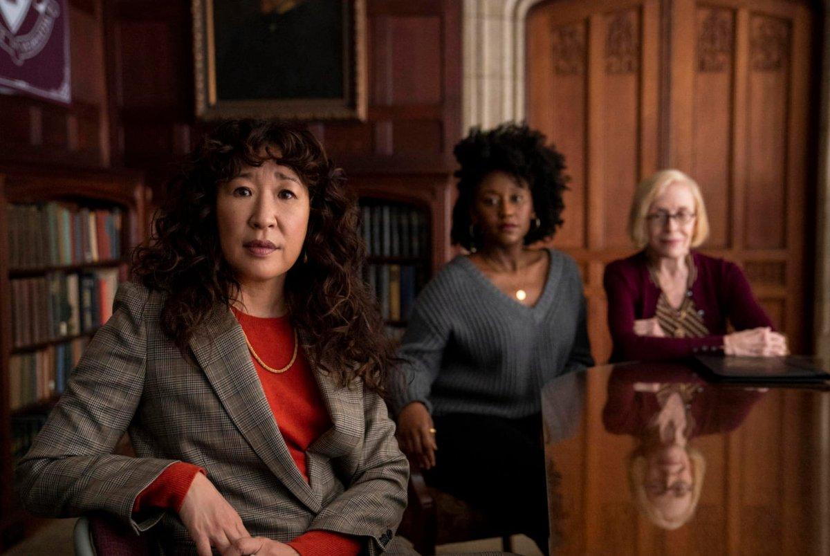 La Direttrice è una denuncia ai pregiudizi del mondo accademico | Recensione della serie Netflix