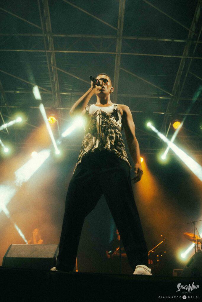 Il Ghettolimpo tour di Mahmood sbarca a Benevento 2