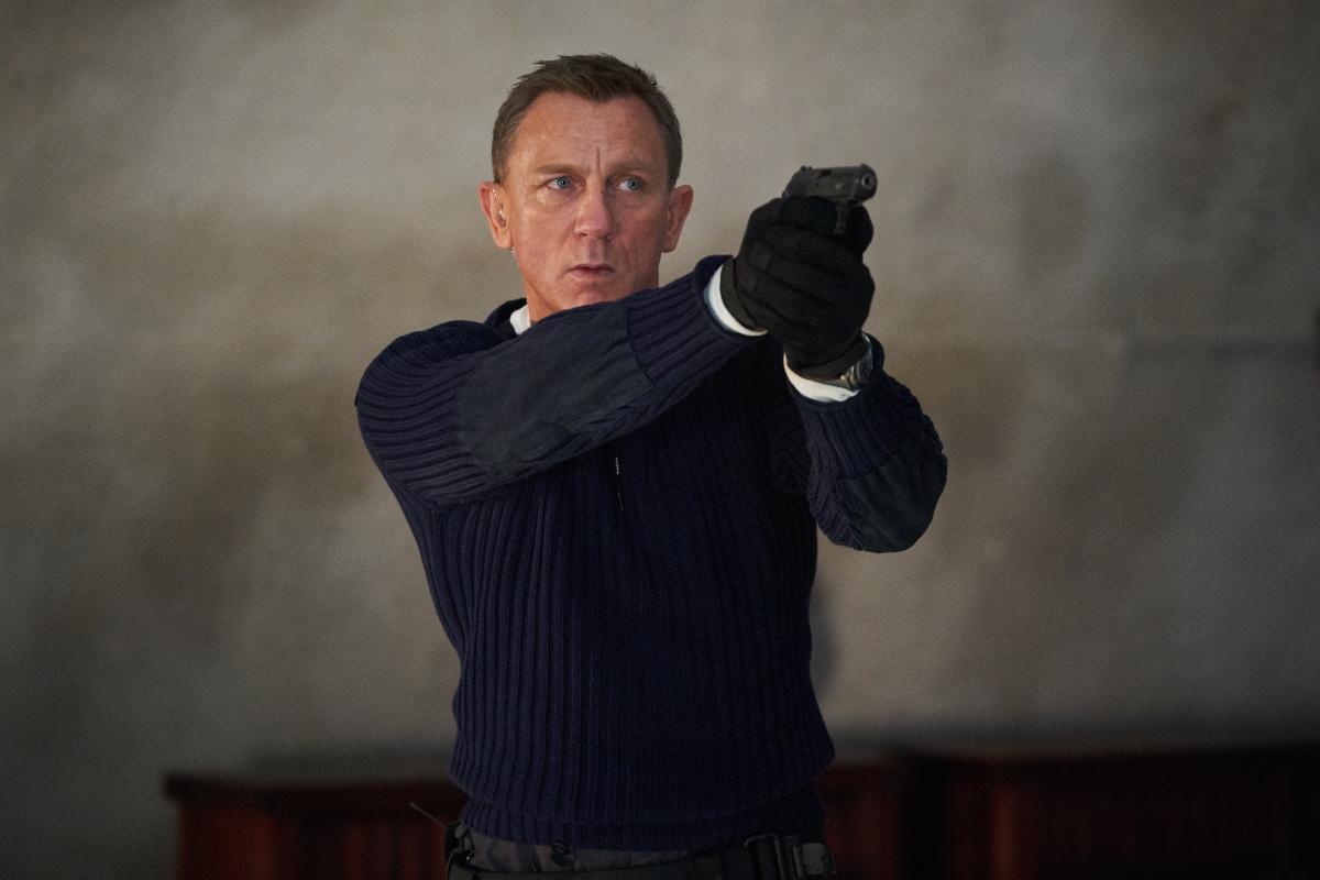 007 - No time to die: il saluto di Daniel Craig da Matera, con Giancarlo Giannini, Maria Grazia Cucinotta e Gina Lollobrigida