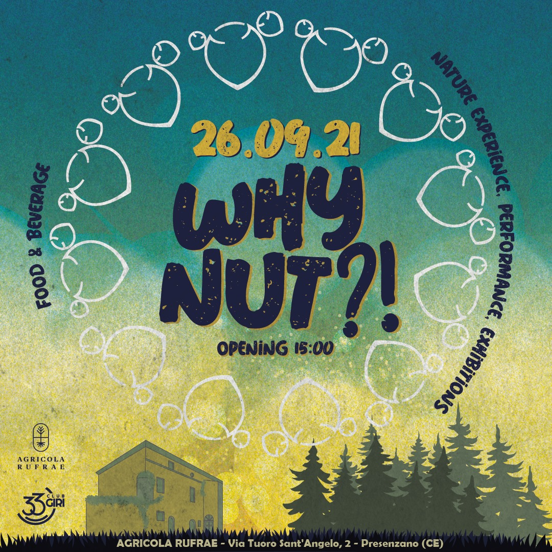 why nut festival 2021