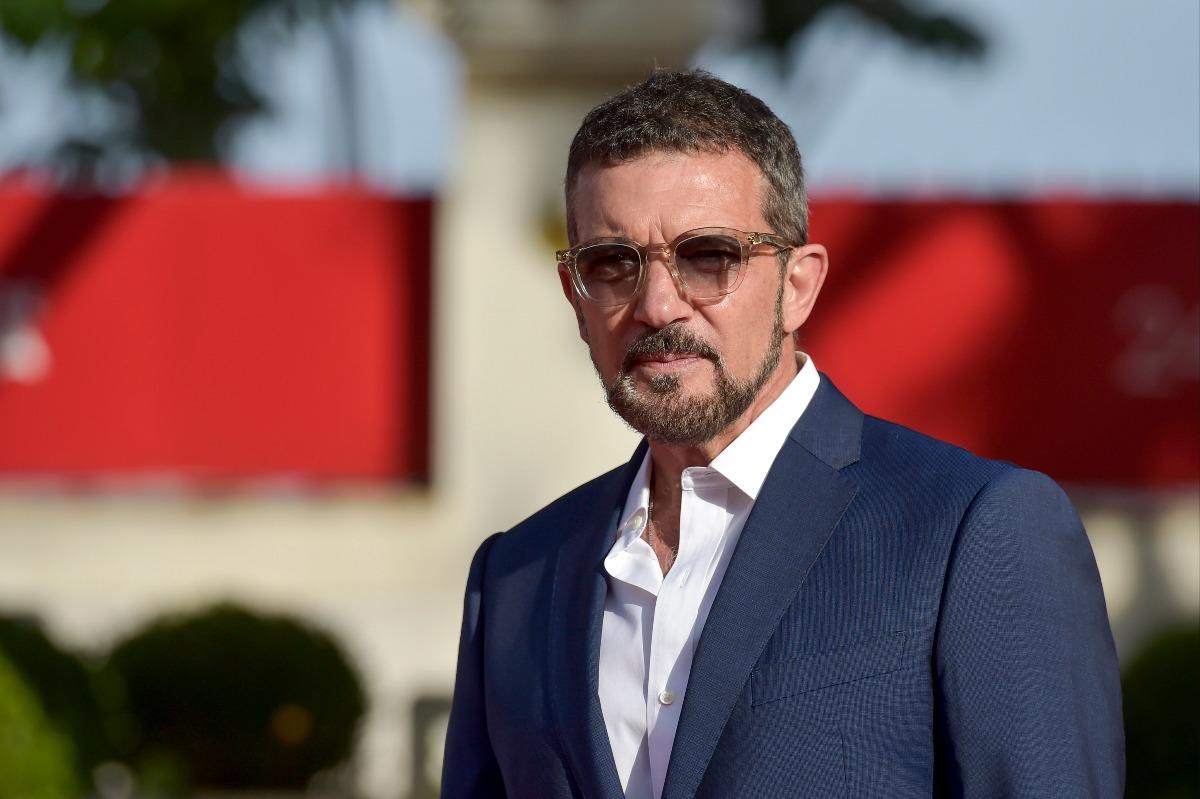 Venezia 78 | Ad Antonio Banderas il Filming Italy Best Movie International Achievement Award