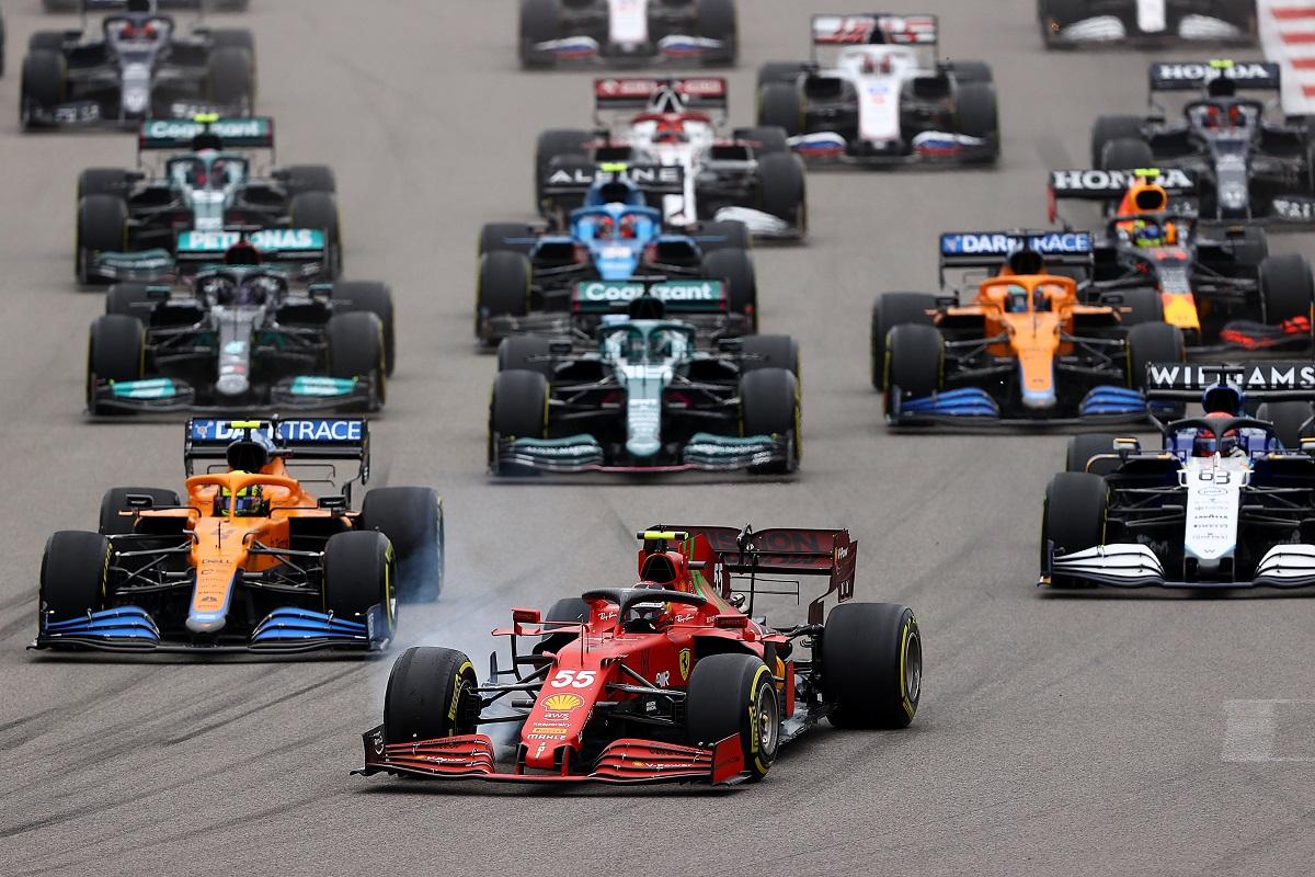 Formula 1 d'autore: pagelle del GP di Russia 3