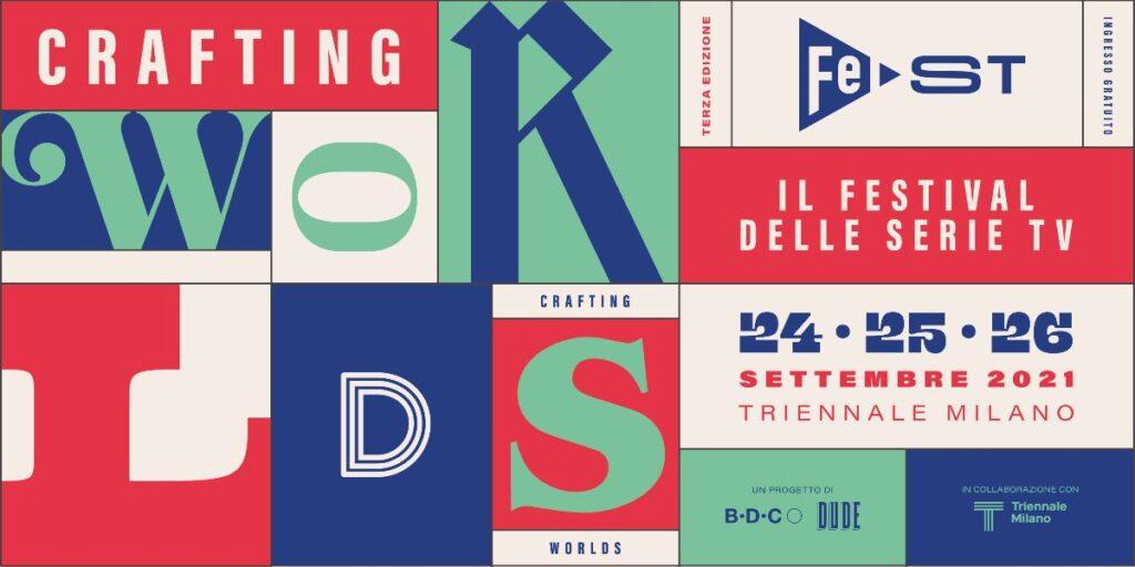 FeST - Il Festival delle Serie Tv 2021 | Il Programma completo