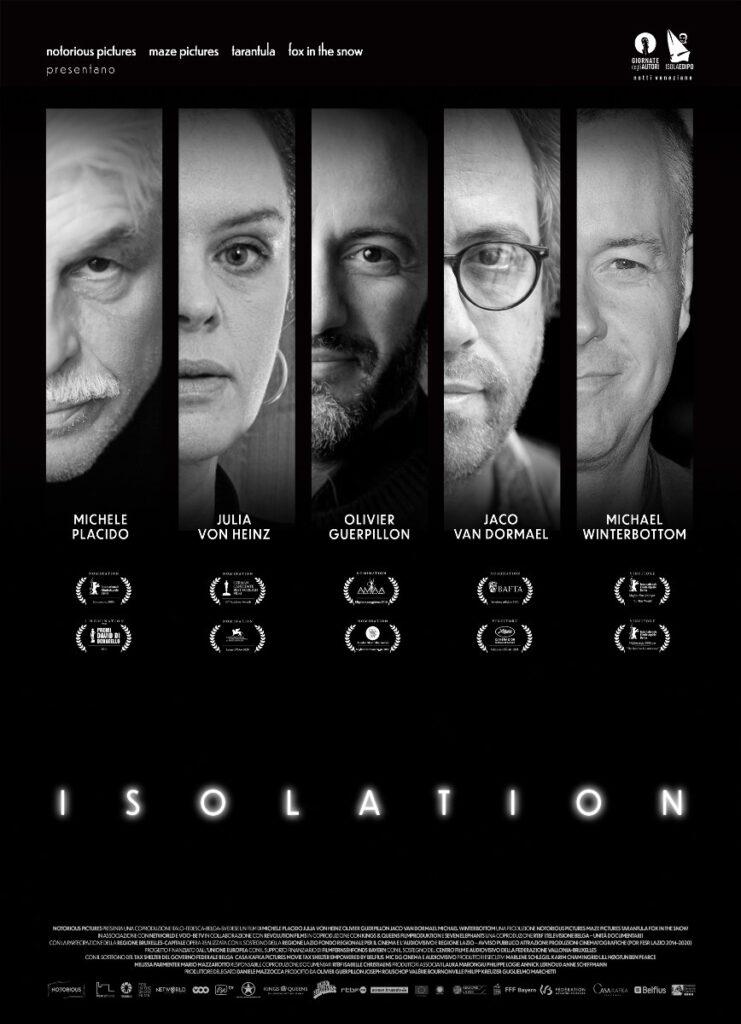 Isolation, Cinque Paesi. Cinque storie di isolamento - Al cinema il 4, 5 e 6 ottobre