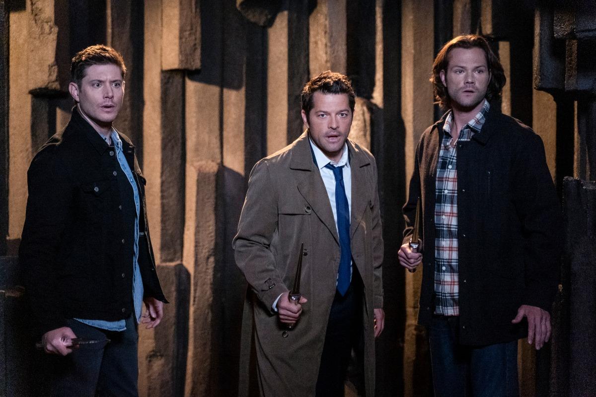 """Rai4, in prima visione assoluta l'ultima stagione di """"Supernatural"""""""