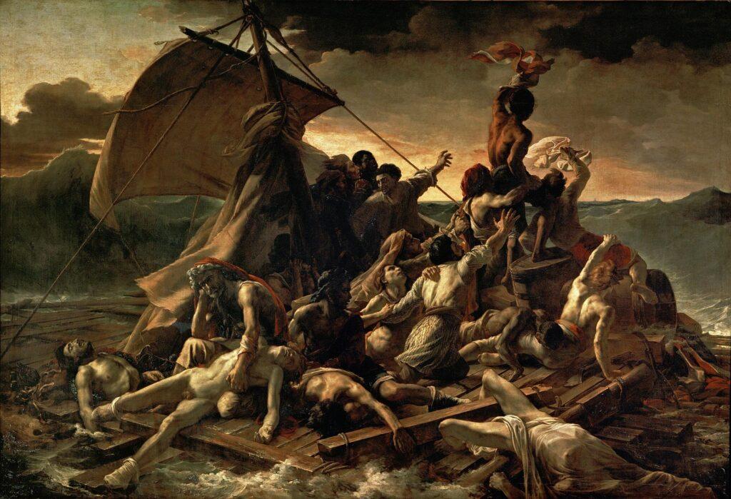 Théodore Géricault(1791-1824): un pittore che naufragò nel Romanticismo 3