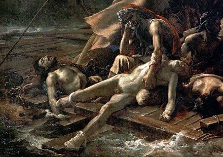 Théodore Géricault(1791-1824): un pittore che naufragò nel Romanticismo 5