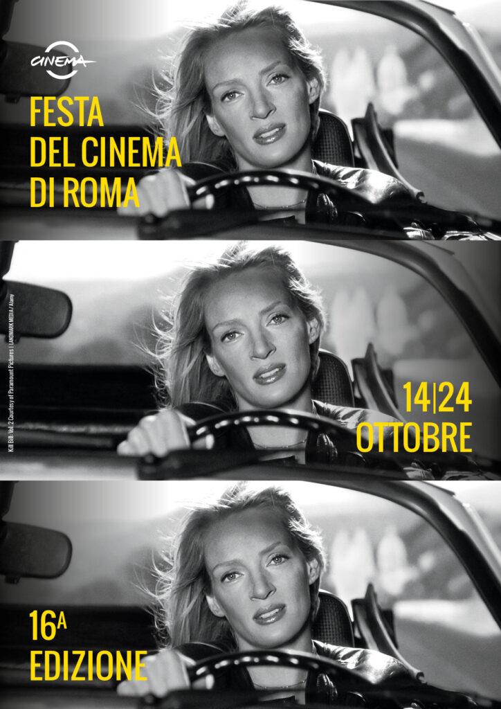 Festa del Cinema di Roma 2021 - Uma Thurman al Festival