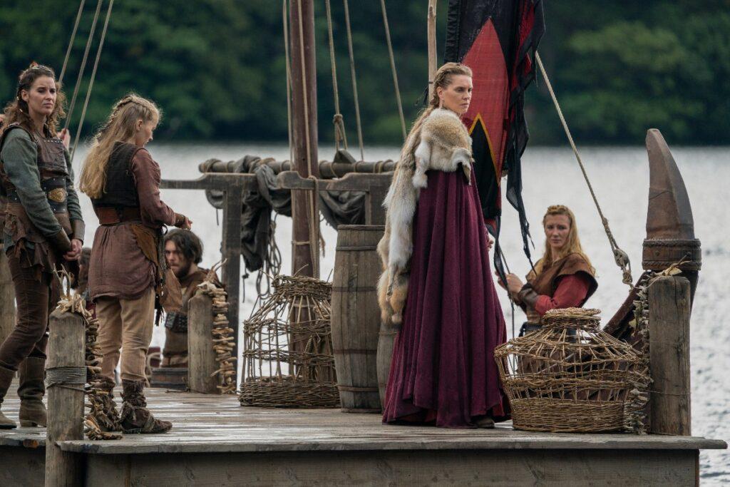Vikings, in prima visione la seconda parte della sesta e ultima stagione