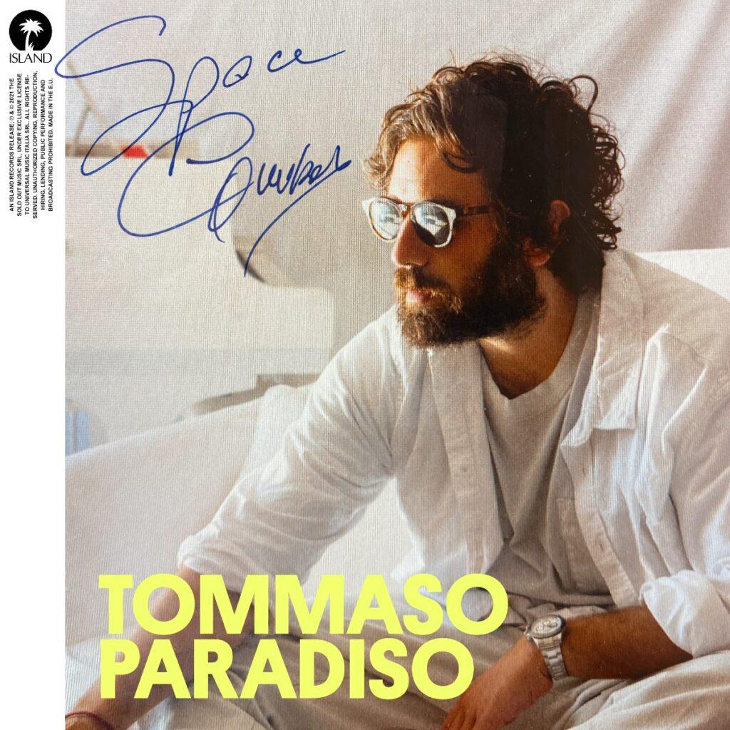 Tommaso Paradiso, a gennaio il nuovo album Space Cowboy