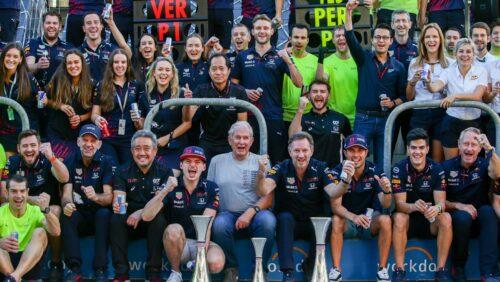 Formula 1 d'autore: pagelle del GP degli Stati Uniti