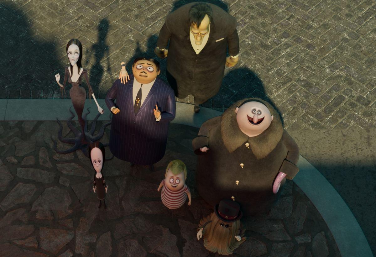 La Famiglia Addams 2, in anteprima trailer e poster