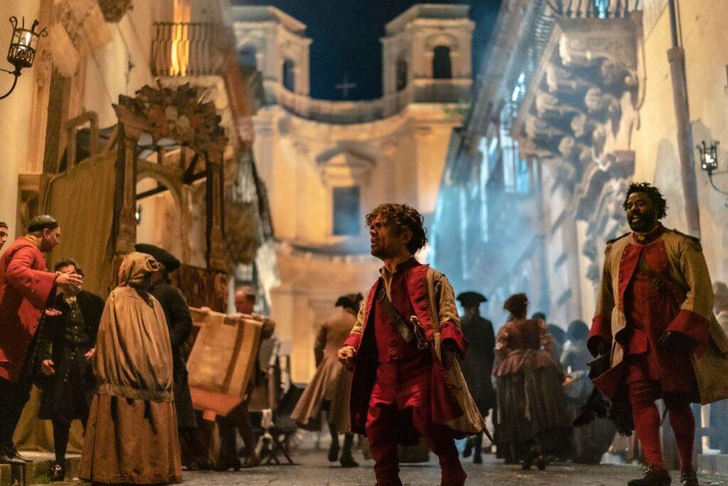 Festa del Cinema di Roma, Cyrano di J. Wright con P. Dinklage e H. Bennett