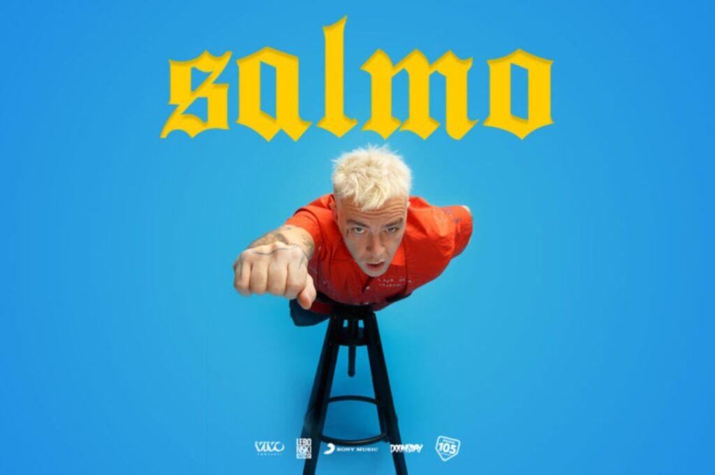 FLOP non è un flop, il nuovo album di Salmo non è una delusione. 1