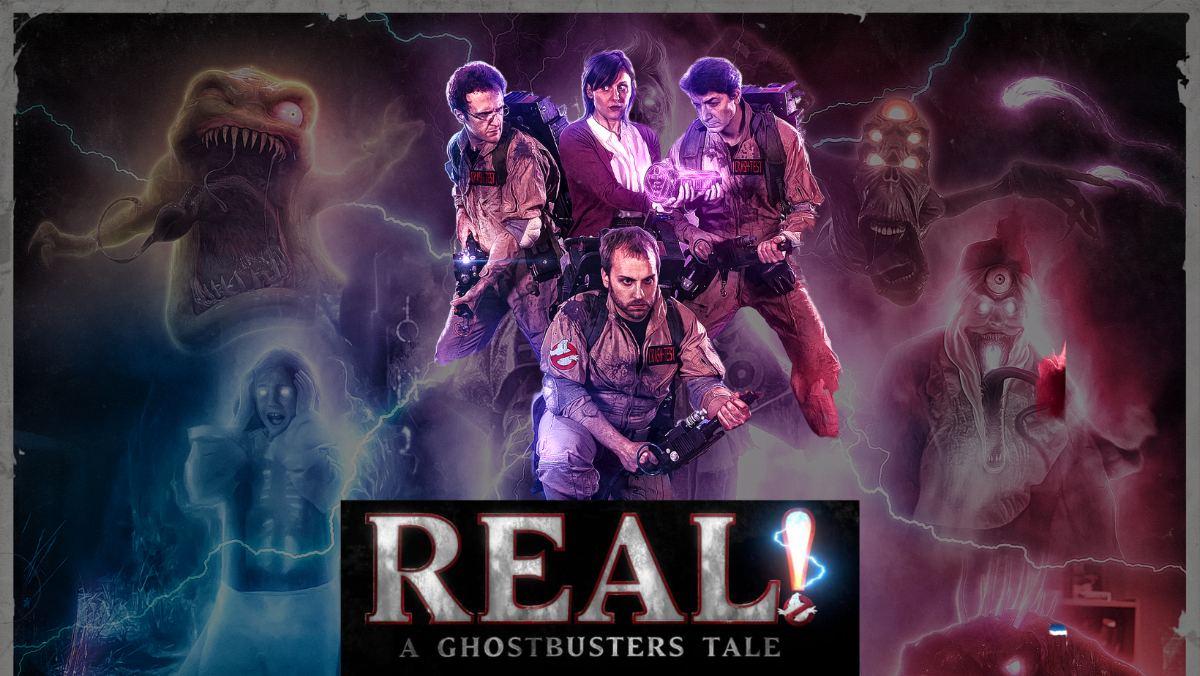 Gli acchiappafantasmi di Real! - A Ghostbusters Tale il 10 ottobre arrivano al Museo del Cinema di Torino